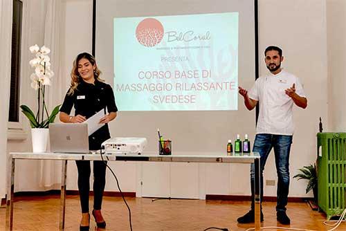 Massaggi a Domicilio Milano | Centro Massaggi Milano e Trattamenti Viso Milano Loreto | immagine corso massaggio