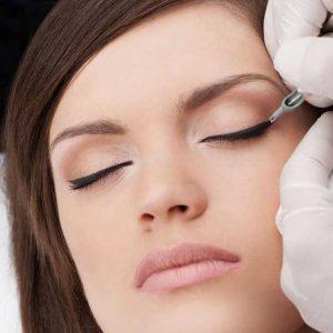 Massaggi a Domicilio Milano | Centro Massaggi Milano e Trattamenti Viso Milano Loreto | immagine ciglia eyeliner