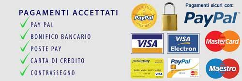 Centro Massaggi Milano e Trattamenti Viso Milano Loreto | BelCoral | immagine pagamenti sicuri